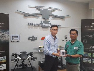 Centrovision & Droneproworks