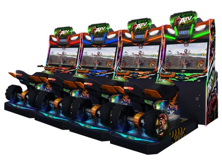 Arcade Heroes: Sega Amusements Announces ATV Slam In New IAAPA 2018 Line-up