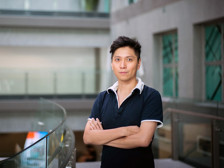 HKEJ's StartUpBeat talks with 3MindWave's CEO about his start up journey