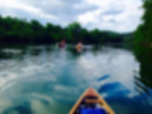 Canoeing the Buffalo National River