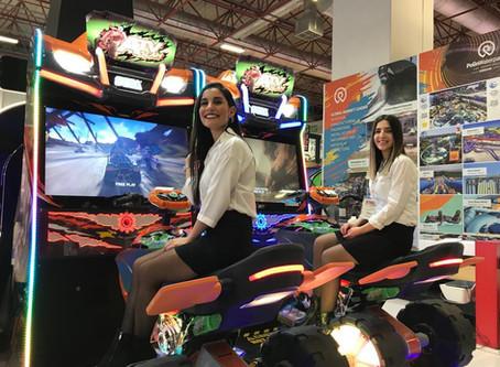 ATV Slam at the ATRAX Expo 2019 in Istanbul!