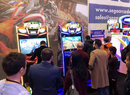 Arcade Heroes: EAG 2019: The Latest Arcade Games Come To London