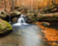 Smith Creek Falls, Buffalo River Watershed
