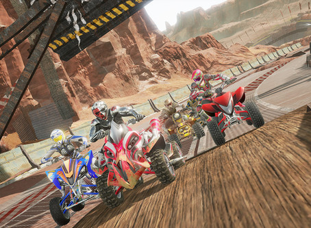 ATV SLAM: This is Racing Unleashed!
