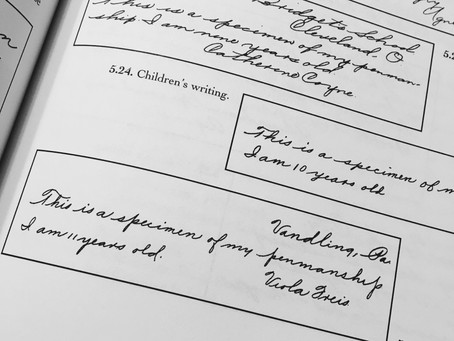How to Improve your Handwriting (and why you should!)