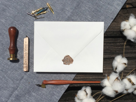 How to Choose Envelopes for Calligraphy