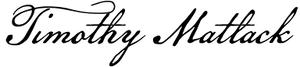 Timothy Matlack Signature