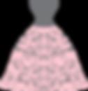 I Do! Bridals Dress Logo