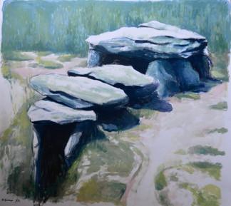 Etude de dolmens
