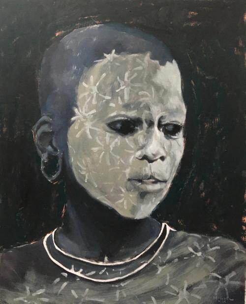 Peinture ethnique