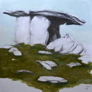 Etude d'un dolmen