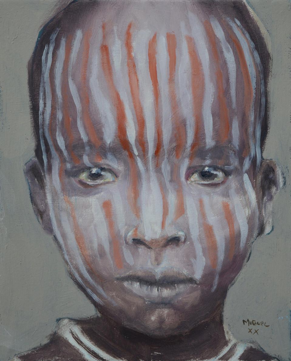 Peinture ethnique V