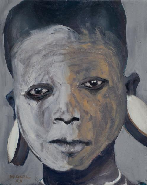 Peinture ethnique III