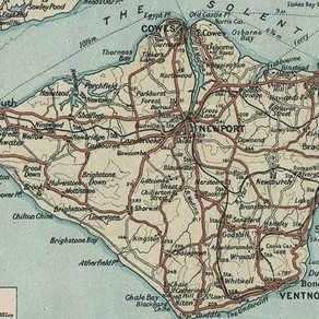 The Towns Of The Isle Of Wight