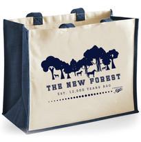 SHOPPER BAG - THE NEW FOREST - 2019.jpg