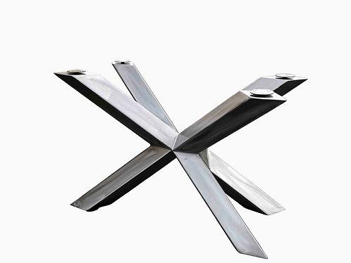 Custom Metal Table Base, Luxury metal furniture, High end metal furniture, Metal Table Base for Glass, Custom Console Table