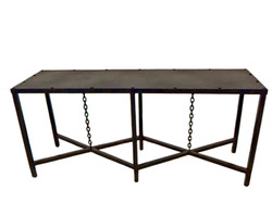 Metal Chain-Console