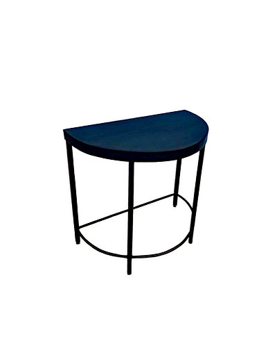 Demilune in Modern or Industrial Finish - 4 Legs