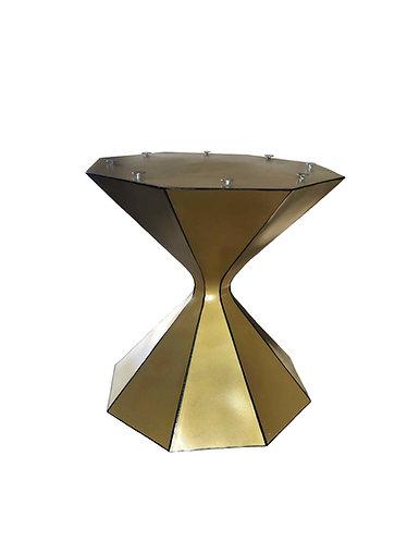 Bespoke Round Pedestal Table   Octagonal Metal Table Base
