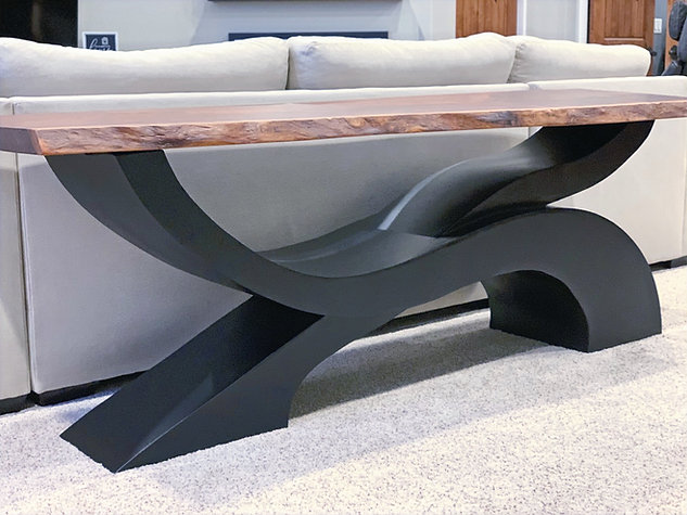 Statement Console Table