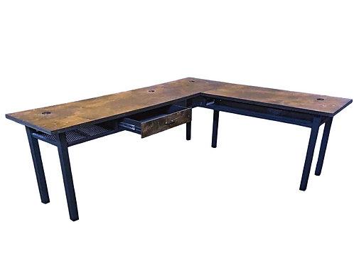 L Shaped Corner Desk for Home or Office
