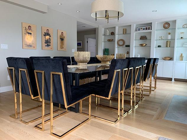 Art Deco Table Base