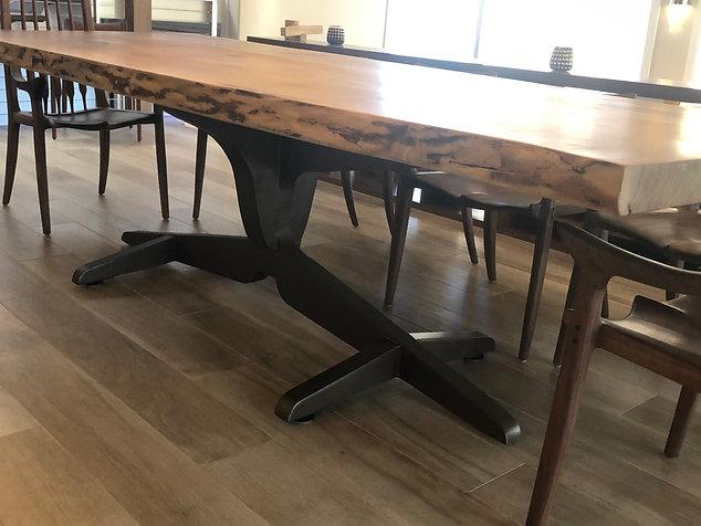 Lotus Trestle Table