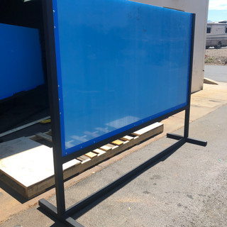 Acrylic Barrier for Restaurants or Offic
