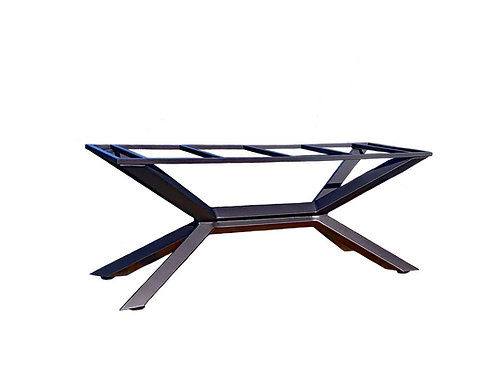 Trestle table, Metal Table Base, Metal Table Legs, Dine Table