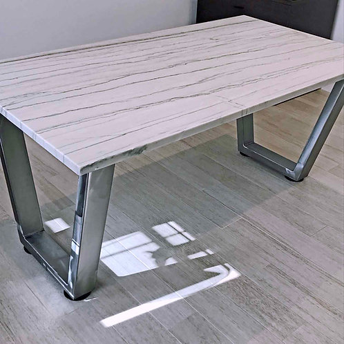 Trapezoid Desk Legs  | Conference Table or Dining Table Base