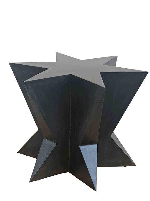 modern pedestal table, pedestal for dining table, unique pedestal table, luxury dining table base, double pedestal table