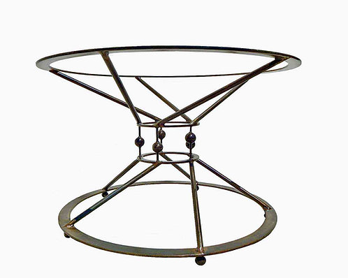 Pedestal Dining Table, Round - Rocket Table I