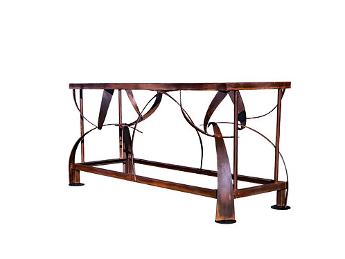 Dining Table Set with Benches