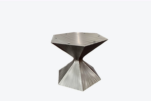 Pedestal table base for glass, round dining table pedestal, tulip table pedestal