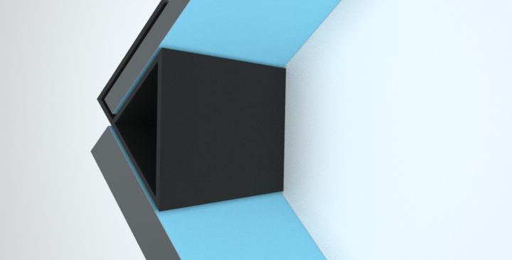 Scotia Trim - Ceiling Panels