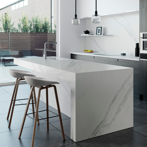 LUXURY BATH & KITCHENS BY COSENTINO