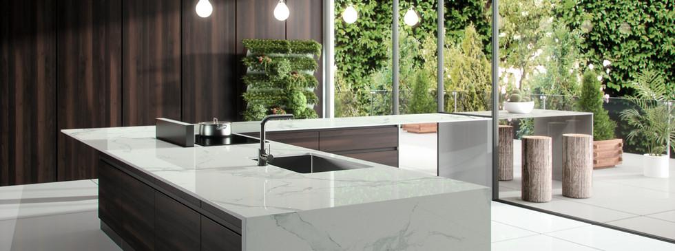 Dekton Kitchen - Natura