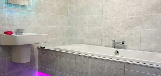 5 Reasons Why Shower Panels Are The Future