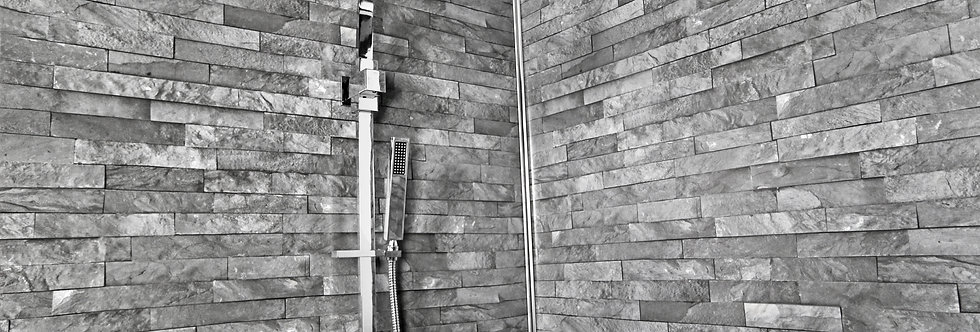 Wall Panels | Grey Brick