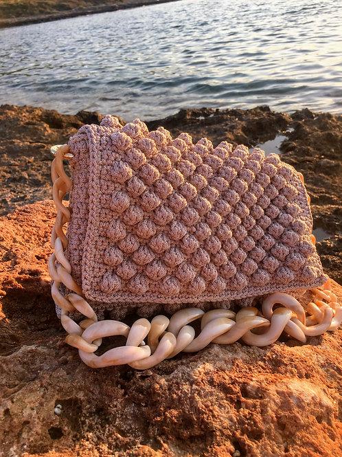 Bubbles crochet bag - POLYXENI