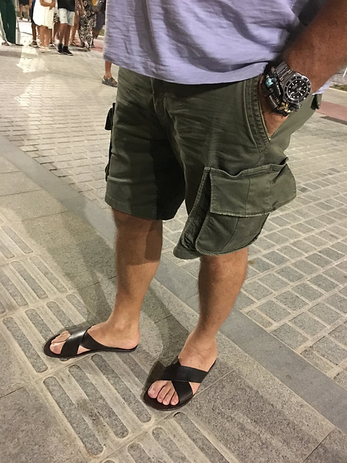 """Leather sandals For Men - """"ORION"""""""