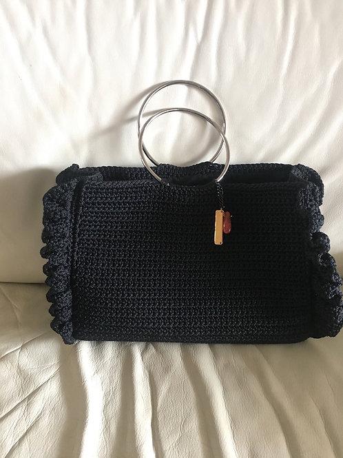 Crochet bag Handwoven  - ASTARTE