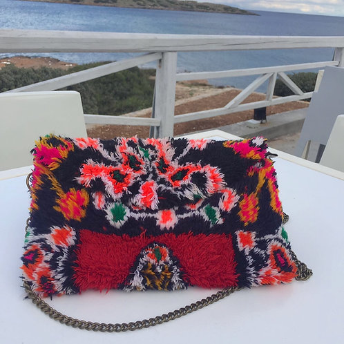 Morrocan Berber clutch-bag