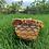 "Thumbnail: Hand woven Palm Basket ""Frida"""
