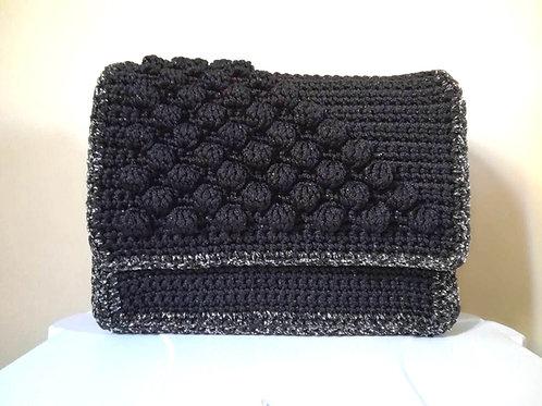 Crochet Handwoven Crossbody Bag - ERATO