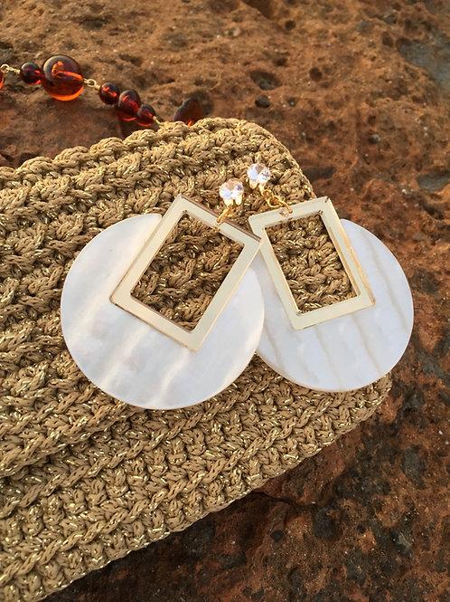 Earrings - Pearl - AGNES
