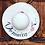 "Thumbnail: Original Panama Hand Painted Hat - ""Esmeraldas"""