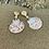 """Thumbnail: Seashell earrings """"Mirto II"""""""