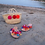 "Thumbnail: Pom Pom Sandals - Greek Leather - ""Maris"""