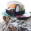 Thumbnail: Hand painted Panama Hat - Toucan